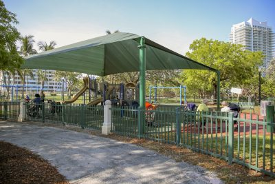 Current Playground & Shade Structure