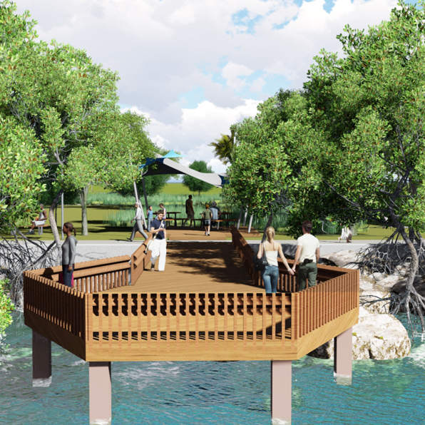 Bay Overlook Rendering